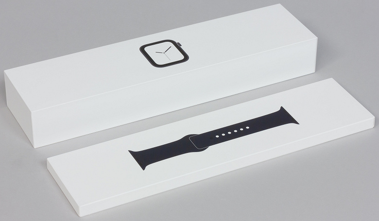 Apple watch характеристики